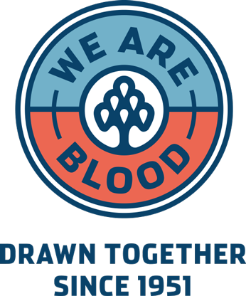 We Are Blood Logo