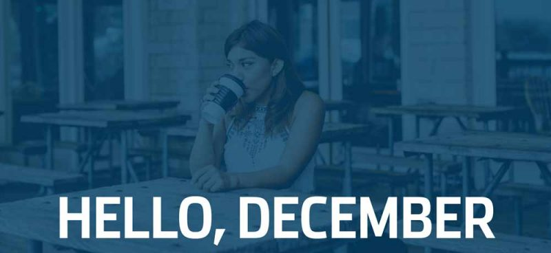 Hello, December!