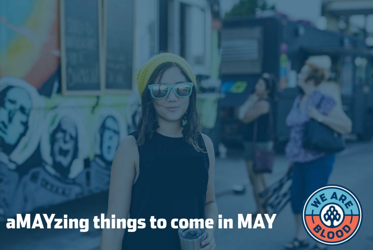 aMAYzing things to come in May