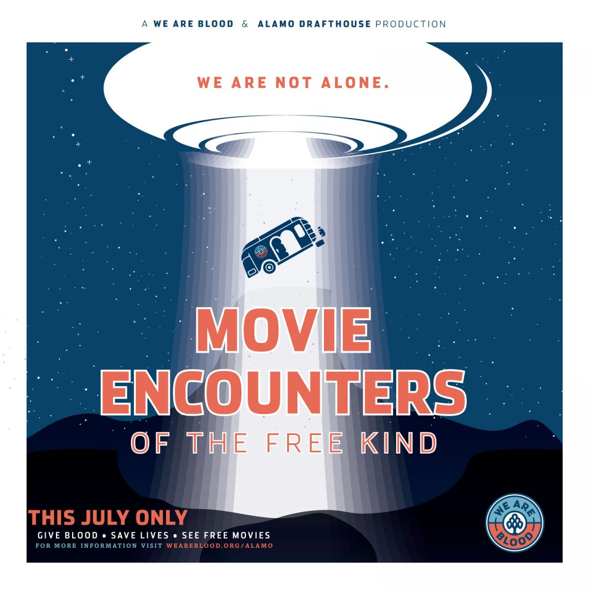 Movie Encounters of the Free Kind.