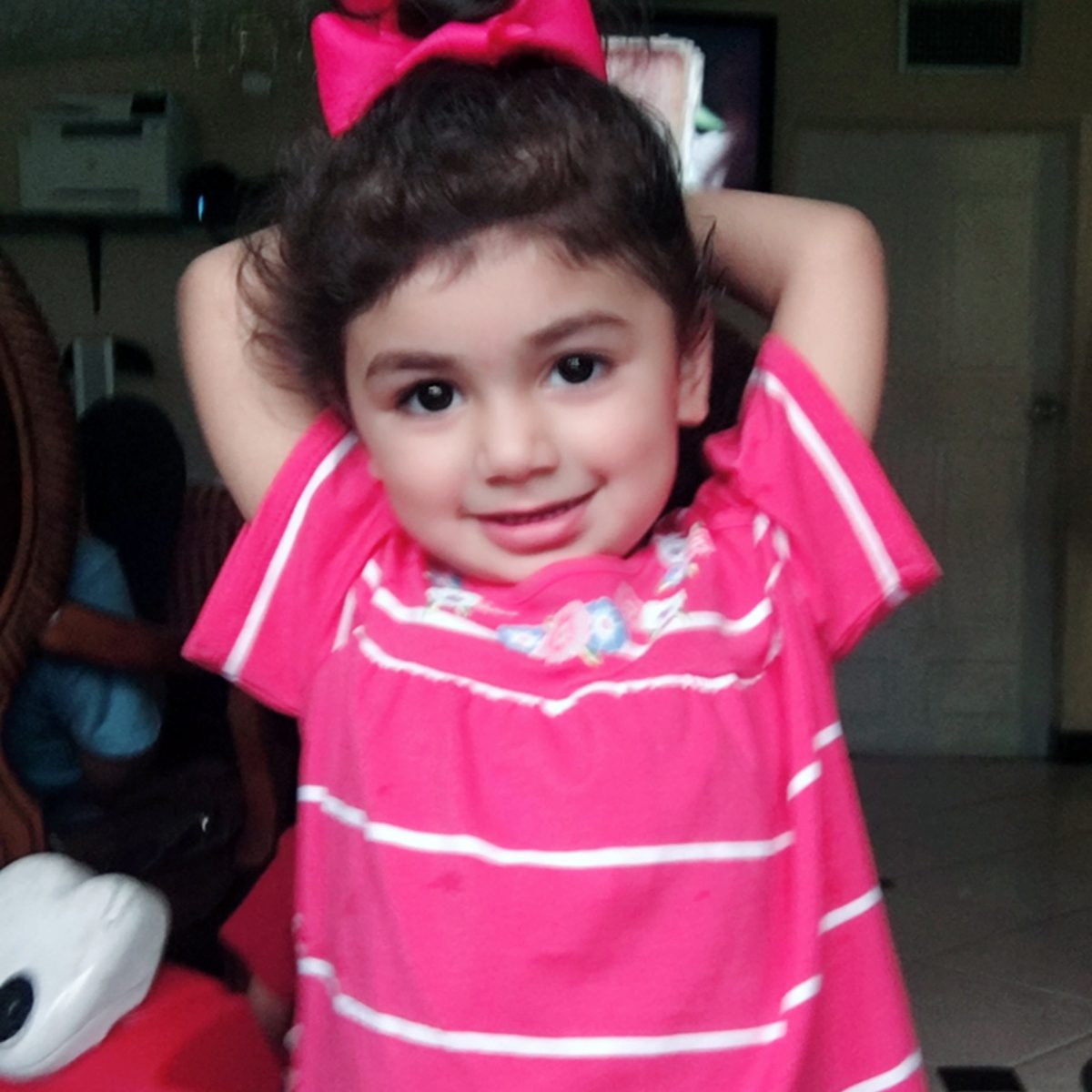Florida toddler in need of rare blood